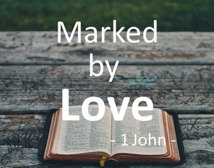 1.14.18 Marked By Love - Isn't the church full of hypocrites?