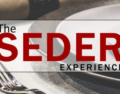3.29.18 Maundy Thursday - The Seder Experience