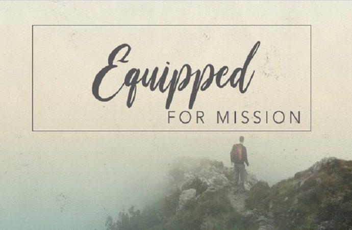 6.10.18 Equipped for Mission