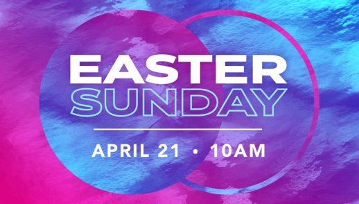 4.21.19 Easter - Jesus Is Here!