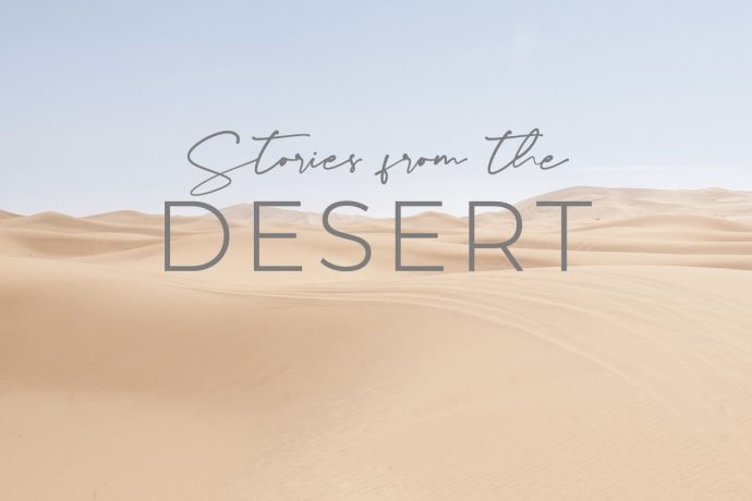 8.23.20 Worship in the Desert