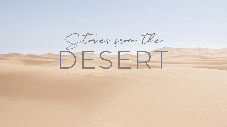 8.23.20 Worship in the Desert