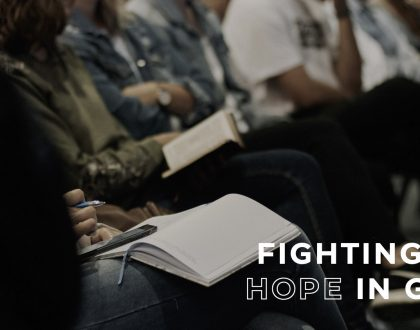 9.13.20 Fighting to Hope in God